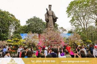 Lễ hội hoa anh đào Nhật Bản – Hà Nội 2020 sẽ được tổ chức vào cuối tháng 3