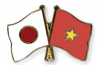 Quan hệ Việt-Nhật đang phát triển tốt đẹp, toàn diện