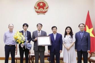 Nhật Bản luôn là đối tác hàng đầu của Việt Nam về VHTTDL