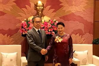 Những hoạt động của Đại sứ Yamada Takio – sau hai tháng Trình Quốc Thư