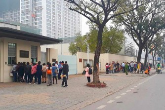Thông báo tuyển dụng nhân viên của Đại sứ quán Nhật Bản tại Việt Nam