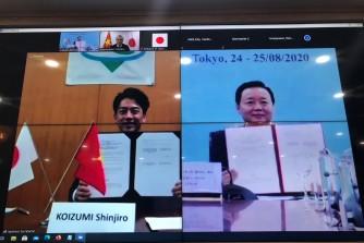 Tổ chức Đối thoại chính sách môi trường Nhật Bản – Việt Nam lần thứ 6