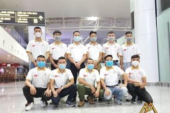 Tin vui mùa dịch: Đoàn bay thứ  tư của VJEC đã xuất cảnh sang Nhật Bản ngày 28/08