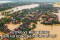 Hướng về miền trung - Ủng hộ đồng bào lũ lụt